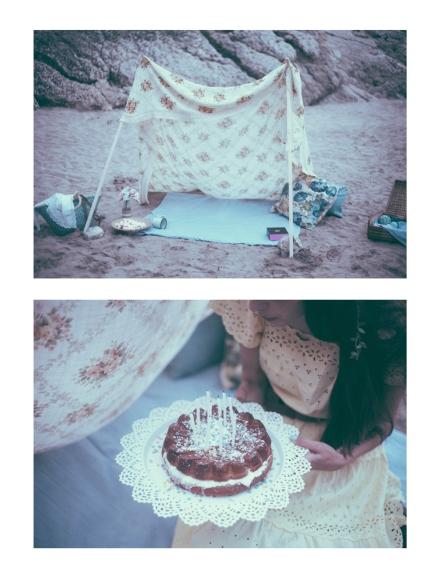Tipi y tarta