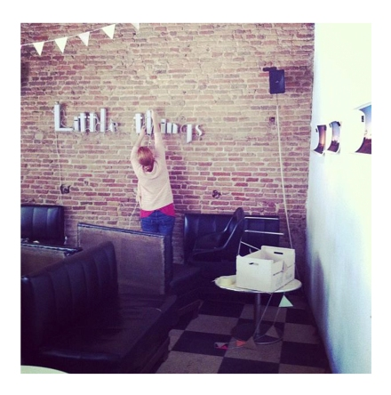 Little things party
