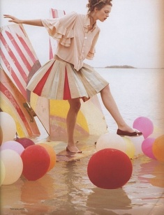 Globos Tim Walker