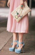Colores pastel look